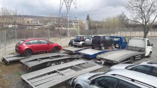 platforma auto in cluj germania