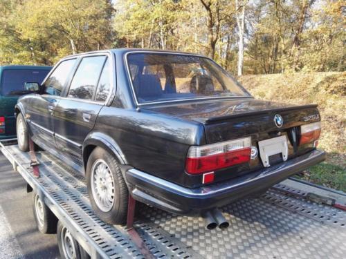 transport auto bmw din germania in cluj napoca