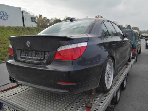 transport auto bmw seria 5 din germania in cluj napoca