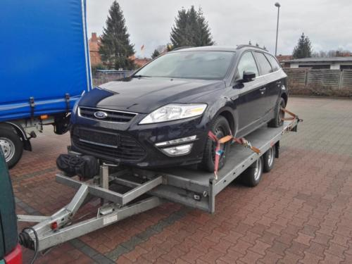 transport auto ford din germania in cluj napoca